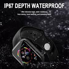Vòng Đeo Tay Thông Minh Hel + I5 Plus 1.3inch Theo Dõi Sức Khỏe Kèm Phụ  Kiện - Đồng hồ thông minh