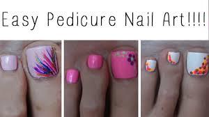 Easy At Home Toe Nail Designs - Myfavoriteheadache.com ...