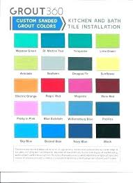 Laticrete 1500 Sanded Grout Color Chart Best Picture Of