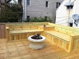 fire pits for wood decks wooden deck with built in deck and fire pit can you fire pits for wood decks