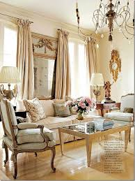 french country living room furniture. Delighful Living Gorgeous Serene Living Space Elegant Interior Design With French Style   Monochromatic Whites Creams Throughout Country Living Room Furniture