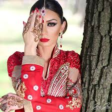 insram 360oflife an indian for a day private bridal photo of lilit s makeup studio