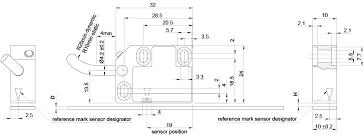 linear magnetic encoder lm10 encoder rls si lm10 linear magnetic encoder