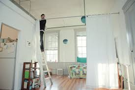 Fruitesborras Com 100 Curtain Room Dividers Studio Apartments
