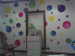 How to Paint Circles on the Wall