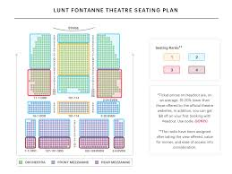 Fox Theater Seating Chart View Your A To Z Guide To Broadway Theater Seating Charts