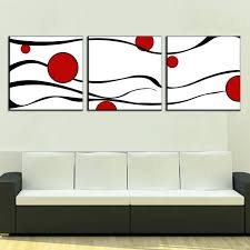 3 set abstract canvas wall art picture colorful cocktails prints pictures for decor