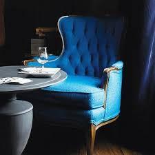 Blue Chair Design Ideas
