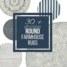 have you ever considered using round rugs in your home decor check out this ultimate