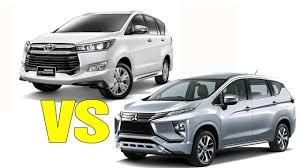 2018 toyota innova. fine innova 2018 mitsubishi xpander vs toyota innova crysta  car reviews on toyota innova