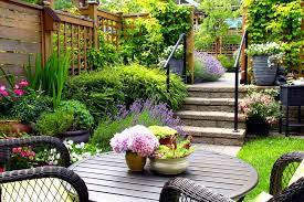 backyard landscaping ideas for small