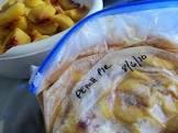 bountiful harvest  shake n bake  fruit pie filling