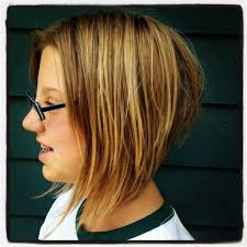 Short Stacked Haircuts For Thick Hair Hairstyle Picture Magz
