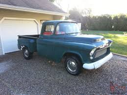 Chevy Pickup 1955 Hot Rod Pro Street Project
