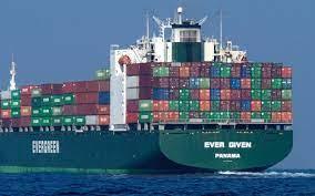 Ever Given' vrijgegeven, problemen containerlijnvaart zetten door