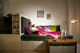 Others  Inspiring Studio Apartment Interior Design Ideas To - College studio apartment decorating