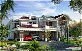floor indian luxury home design kerala home design floor plans ...