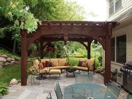 Flagstone Patio Designs Backyard Firepit Ideas Decks And Patios ...