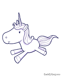 Small Picture unicorn coloring pages cute baby unicorn cute baby unicorn cute