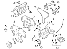 Infiniti G35 Engine Parts Diagram 04 Infiniti G35 Ckp Sensor Diagram
