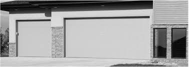 flush panel garage doorThermacore Model 298  Overhead Door So Garage Doors Cal San Diego