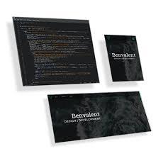 BEN VALENT - Website design, UI / UX