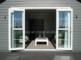 custom made front french doors with