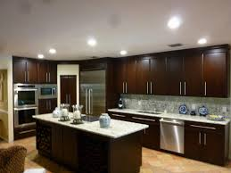 dark brown garage doorsKitchen  Kitchen Colors With Dark Brown Cabinets Tray Ceiling
