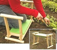 gardening kneeler garden with handles garden with handles folding garden seat bench gardening garden kneeler and seat home depot