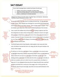 Sat Essay Examples 66 Letter Templates By Sat Essay Examples