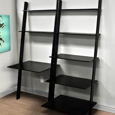 full size of desk amazing leaning shelf desk leaning shelf bookcase with computer desk office