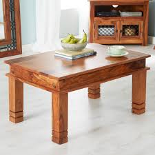 indian sheesham jali thakhat coffee table