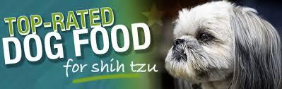 best dog food for shih tzus