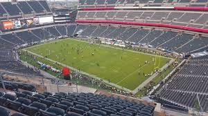 Lincoln Financial Field Section 207 Philadelphia Eagles