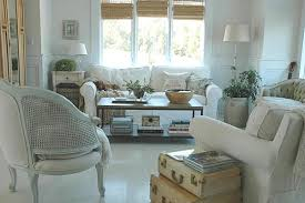 View in gallery Eclectic modern country livng room