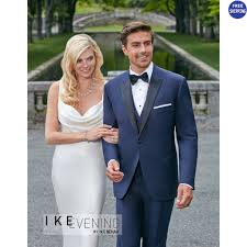 Navy Blue Tuxedos For Weddings