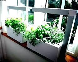 indoor herb garden light with grow kit diy