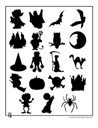 Cut Out Character Template Halloween Cut Out Patterns Ahmedmouici Xyz
