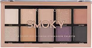 <b>Profusion</b> Cosmetics <b>Mini</b> Artistry 10 Shade <b>Eyeshadow</b> Palette ...