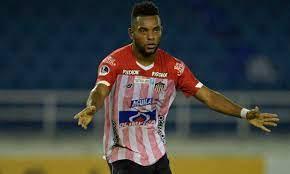 El récord que alcanzó Miguel Ángel Borja con su gol ante Caracas