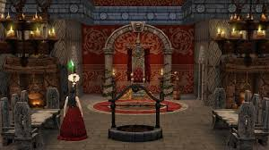 Medieval Bedroom Decor Mod The Sims P N New Throne Rooms