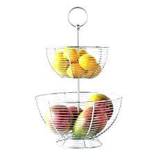 countertop fruit basket tiered countertop fruit basket stand kitchen counter fruit basket