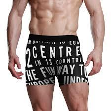 Tardiga Orient Express Mens Boxer Briefs Underwear