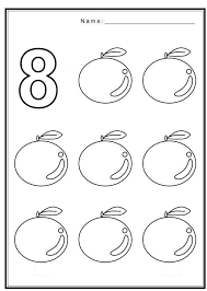 Small Picture Color By Number Printables For Preschool RedCabWorcester