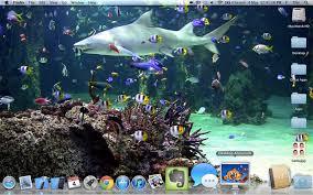 aquarium live wallpaper windows