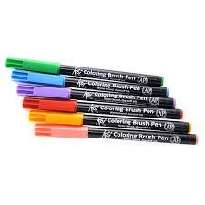 pincel. caneta pincel koi coloring sakura avulso - grafittiartes pincel