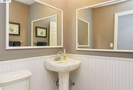 Powder Room Design Ideas 4 tags cottage powder room with portsmouth pedestal bathroom sink set by american standard custom mirrors