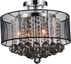 4 light multi light pendant with chrome finish 5062p33c 4 clear w