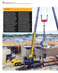 Construction Machinery Me August 2018 By Cpi Trade Media Issuu