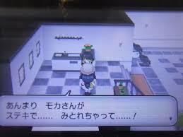モカのつれづれ帳 ポケモンy カロス地方道中記 06